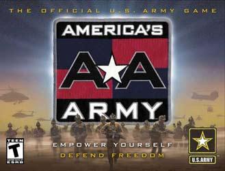 لعبة AMERICAN ARMY برابط واحد مباشر