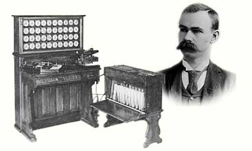 A biography of herman hollerith the inventor of a computer